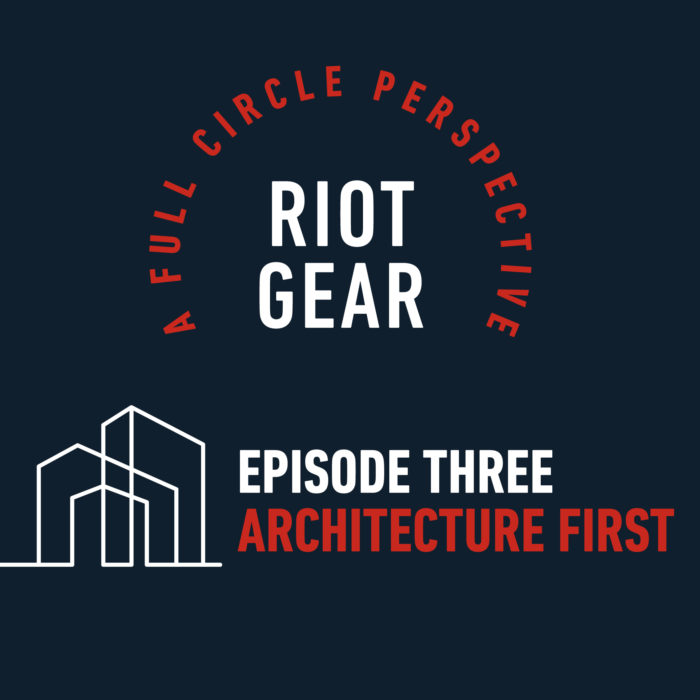 RIoT Gear Episode 3 - Architecture First
